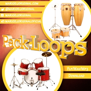 Cover pack Loops mariodjoriginal