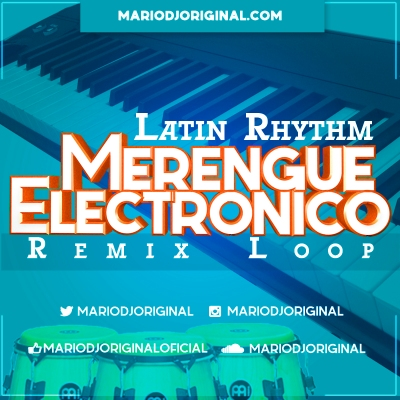 01.Cover Merengue Electronico
