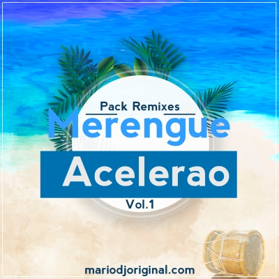 01.Merengue Acelerao vol 1