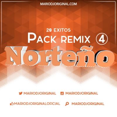 Pack remixes norteños 4