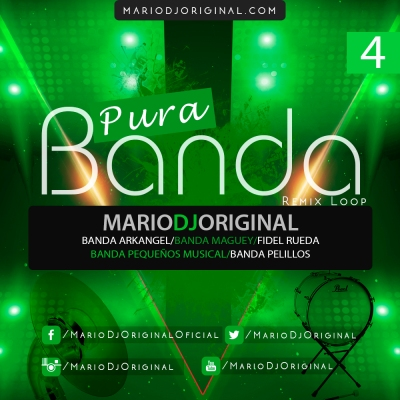 01. Pura Banda Remix Vol 4