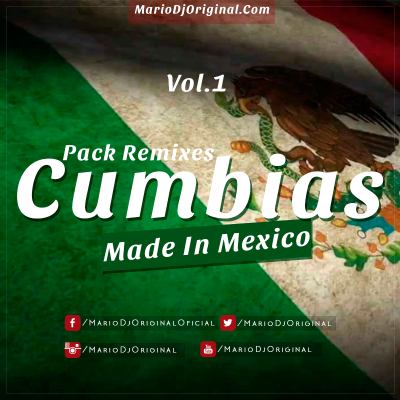 1.Cumbias Made in mexico vol 1