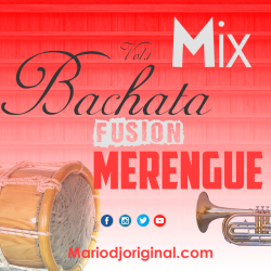 Mix Bachatat Fusion Merengue
