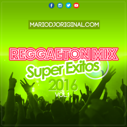 Reggaeton Mix Super Exitos 2016