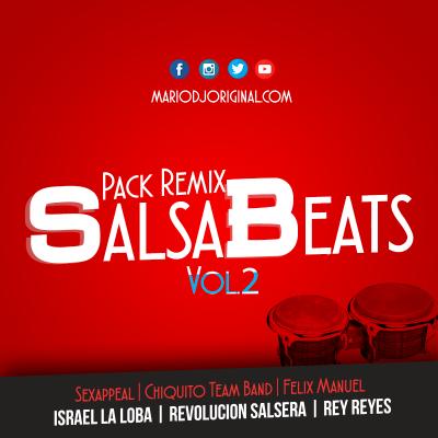 Salsa Beast Vol 2