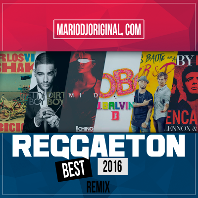 1.Cover Pack Remixes Reggaeton 2016